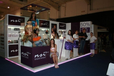 NSI Africa at the Professional Beauty Show – Gallagher Estat